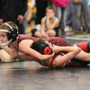 Young wrestlers battle at Sparta