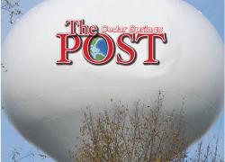 Police seek water tower vandals