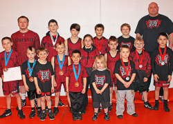 Pursuit wrestlers head to finals