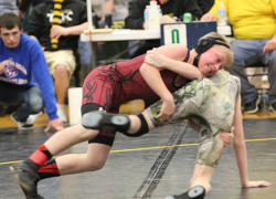 Wrestlers continue to bring home medals