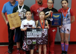 Red Hawk youth wrestle for national teams