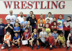 Youth wrestlers finish strong