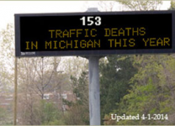 Traffic crashes and fatalities up in 2013