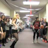 High school students hope lip dub goes viral