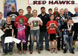 Four youth wrestlers are state champions