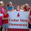 Cedar View Students are giving back!  The Leadership Teams are on a mission!