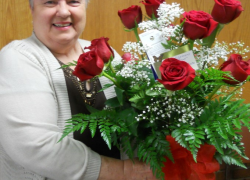 Cedar Springs Women's Club Selects 2014 Woman of the Year