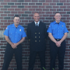 Solon firefighters receive badges