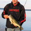 Going deep for bass and walleye