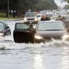 Newlyweds help flooding victims