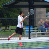 Cedar Springs tennis team adds another win