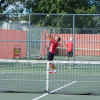 Tennis team records two more wins