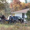 Medical cause suspected in M-57 crash into home