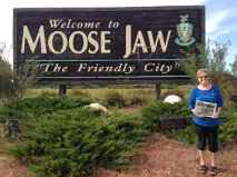 The Post travels to Moose Jaw