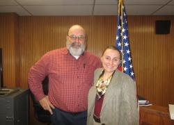Former city employee becomes Mayor