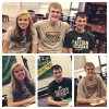 Athletic College Letters of Intent