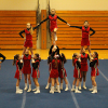 MS cheer teams place in top 4 at Sparta