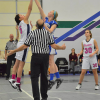 Lady Chargers Fall Short vs. Thunder