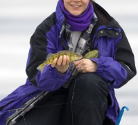 Winter free fishing weekend