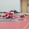 Middle School Wrestlers victorious