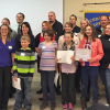 5th Grader is Awarded in Rotary Essay Contest