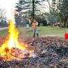 Spring wildfire season hasreturned
