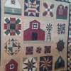 Quilt show raises funds for new library