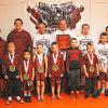 WMP wrestlers at NUWAY nationals