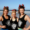 Three Red Hawk grads national champs in cheer