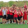 Boys track OK Bronze champions
