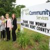 Women's group donates to NKCS