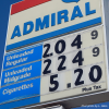 Roller coaster gas prices