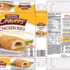 More stuffed and breaded chicken recalled