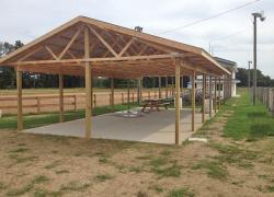 New building at Montcalm fairgrounds