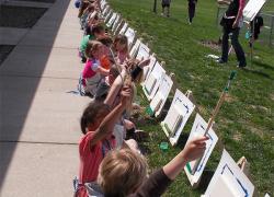 CTA Creates Brings Art to the Classroom