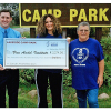 Lakeside campers raise money for cancer