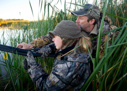 Youth waterfowl hunts