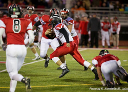 Red Hawks advance to playoffs after win against Northview