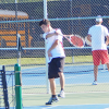 Cedar ties Northview in tennis match