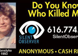 Billboard campaign launched to generate new leads in 1993 cold case
