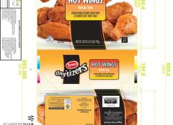 Tyson Foods recalls chicken wings