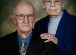 VERNON & DELORES ELDRED