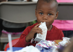 Make the Season Brighter for Families in Need in Your Community