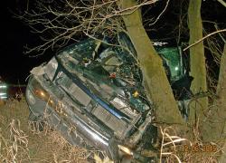 Sheridan man dies in crash