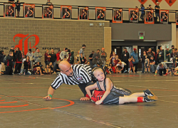 CS Youth wrestlers compete at Belding