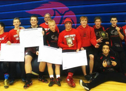 Cedar Springs wrestlers sharp at tri, Sparta invite