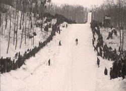 Winter Comes to Michigan