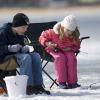 Free fishing weekend Feb. 13-14