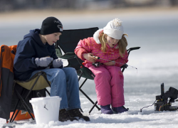 Free fishing weekend Feb. 13-14