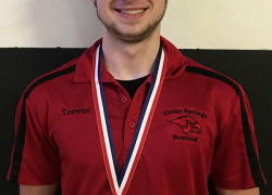 Red Hawk bowlers place at tournaments